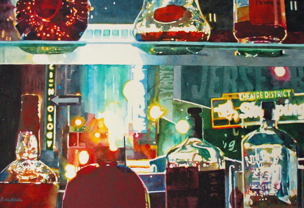 Nightcap, Times Square #2